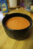 Stock: Cup of Tomato Soup by Mend30012-stock