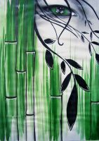 ..Bamboo.. by likescarecrows