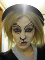 Fangor Makeup - 2010 by BreachofReality