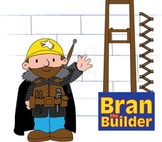 Game of Thrones: Bran The Builder by saportfolio