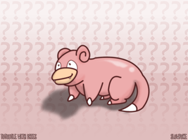 Slowpoke? by Totodile-with-Fries