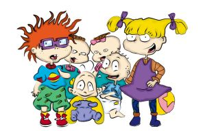 Rugrats colored by Jesstina22
