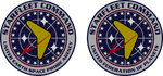 Star Trek TOS Starfleet Command Seals by viperaviator