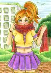 ...that's my favourite scarf! by Moriachi-san