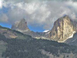 Beautiful Val di Fassa by edelweiss26