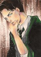 Tom Riddle by XmaddsterX