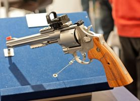 037 IWA2014 Smith and Wesson M629 Performance by IT-Sniper