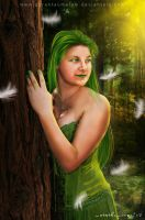 queen of the forest by perantaumalam