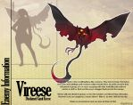 Vireese  - Event only [Wings] by Paper-Plate
