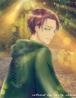 Rivaille by carly4015