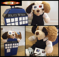 :+:My Build-a-bear ~ Dogtor Who:+: by Imadork007