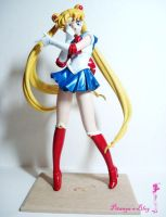 Sailor Moon Garage Kit by Bluudy