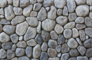 Stone Texture wall large rock grey image by TextureX-com
