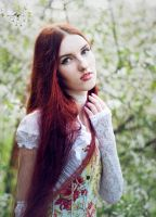 Ksenia Blossom Fairy by ann-emerald