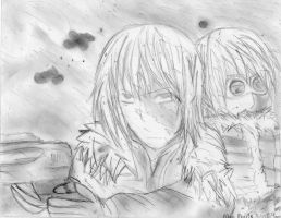 Matt and Mello by ChihuahuaLover22