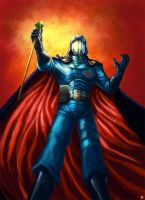 Cobra Commander by cric