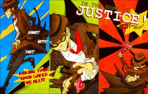in the name of JUSTICE by bunkun