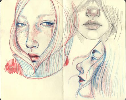 Faces by LilianSK