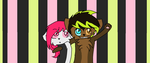 I guess that is my first draw. nyah. by dra-gon-vi-bes-rawr