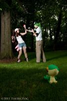 No Pokemon For You by TheBigTog