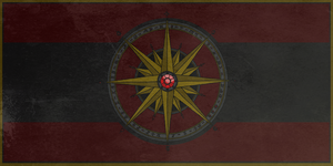 The banner of the Collective. by Athalai-Haust