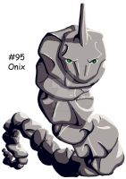 Onix is a ROCK by GrayWolfShadow