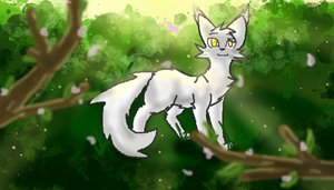 WCFC entry: Whitestorm's Transformation by owls1999