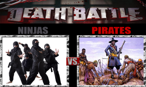 Death Battle Fight Idea 21 by Death-Driver-5000
