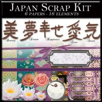 Japan Scrap Kit by PyroNsanity-Stock