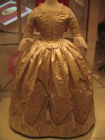 Marie Antoinette's Dress I by thearistocrat