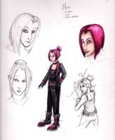 Game Concepts- Melody.1 by Phazyx