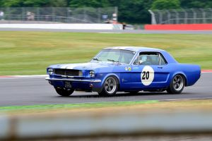 Ford Mustang No 20 by Willie-J