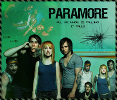 Paramore AWKIF by Manuelv
