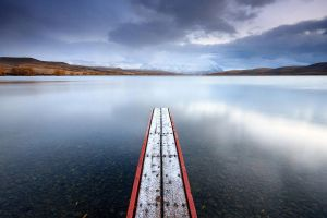 Lake Alexandrina by chrisgin