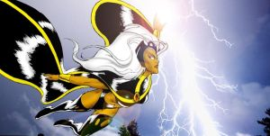 Storm by Maxered