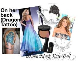 Anna's Yule Ball look by LaSerenity