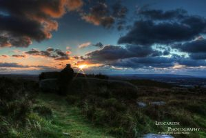 Admiring The View by Leucareth