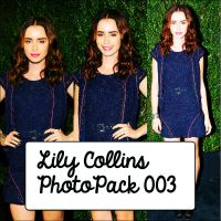 Lily Collins PhotoPack 003 by PhotoPacksEveryWhere