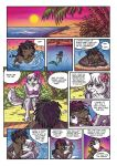 BLUE LAGOON pag1 by RUNNINGWOLF-MIRARI