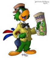 Jose Carioca by ElectricDawgy