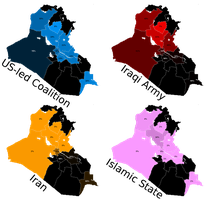 Public Support for Factions by Province: Iraq by Thumboy21