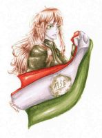 APH Hungary - Elizaveta Hedervary - by MissGoldenweekArt