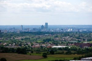 Mills Hill to Manchester by irwingcommand