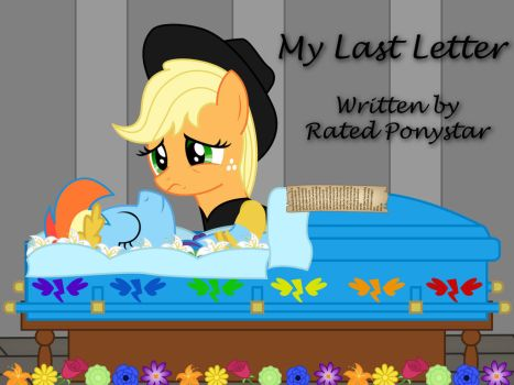 Rated Ponystar - My Last Letter - Cover by Gutovi-kun