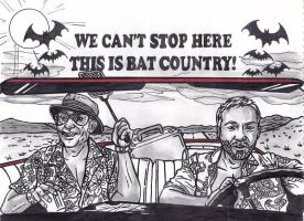 Bat Country by AudioHomicide