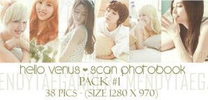 HelloVenus_Scan_Photobook_Pack#1_(38Pics) by MendyTaegnager