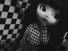 Houndstooth and Checkers by usamimi