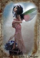 pregnant fairy b by cdlitestudio
