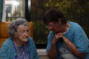 Doreen and Iris by craigp-photography