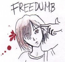 Freedumb by redstains